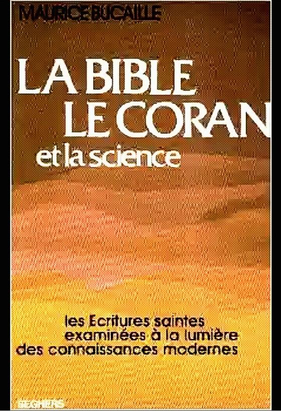 La Bible, le Coran et la Science (1976)