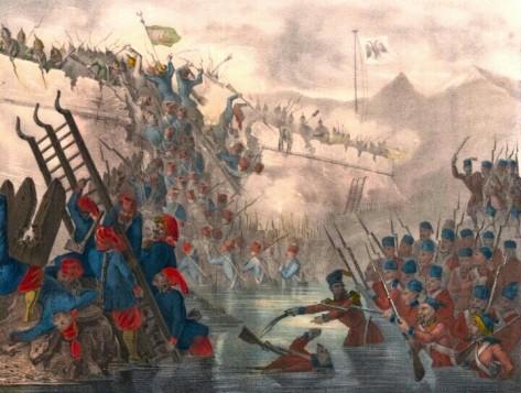 Ilustrasi Perang Krimea