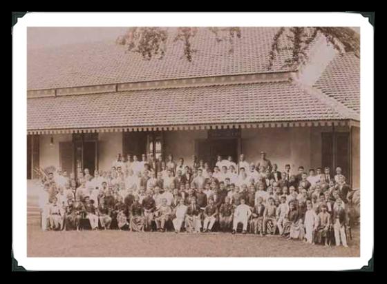 Organisasi Pergerakan Nasional Budi Utomo. (vivimulya.com)