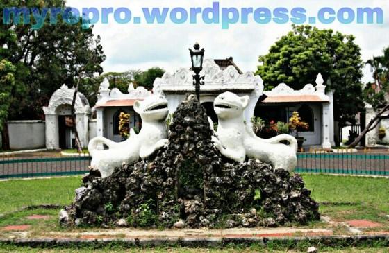 Keraton Kasepuhan, Cirebon, Jawa Barat%0A%0A