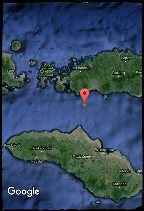 Lesser Sunda Islands, Indonesia (google maps)
