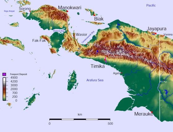 Papua - Wikipedia, the free encyclopedia