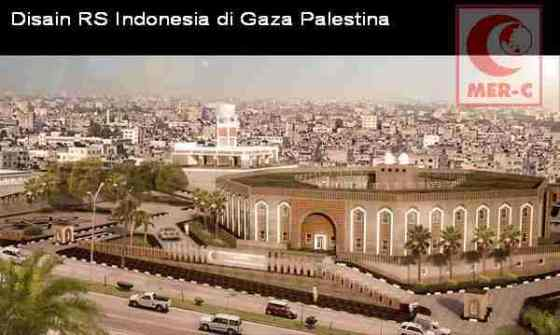 Laporan dari Gaza: RSI Menjadi Bangunan Terunik di Gaza. (suara-islam.com)