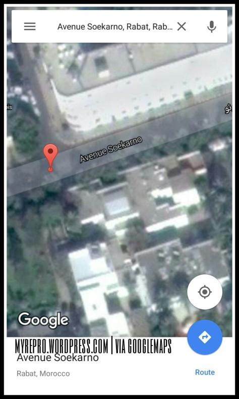 Avenue Soekarno