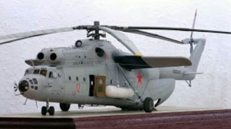 Helikopter angkut MI-26 buatan Rusia