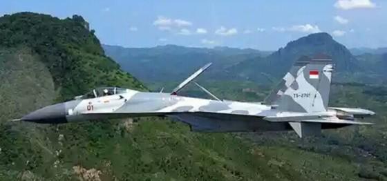 Sukhoi Su-30. ©wikipedia.com
