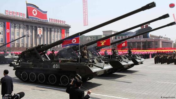 North Korea warns of ′sea of fire′ after cross — dw.com