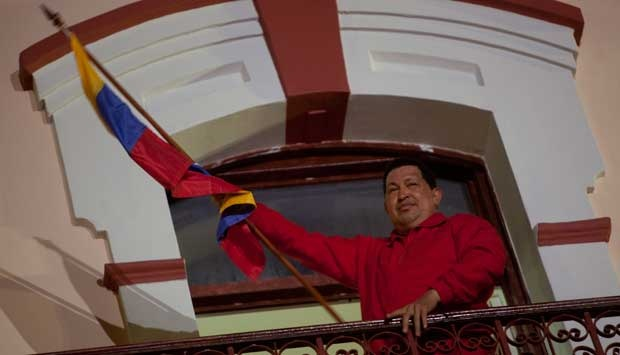 Hugo Chavez (Tempo.co)
