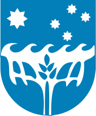 Coat of Arms of Christmas Island - wikipedia commons