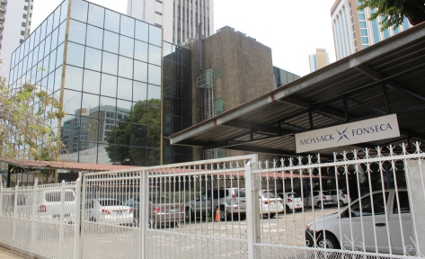 Kantor Mossac Fonseca. Foto: investigasi.tempo.co