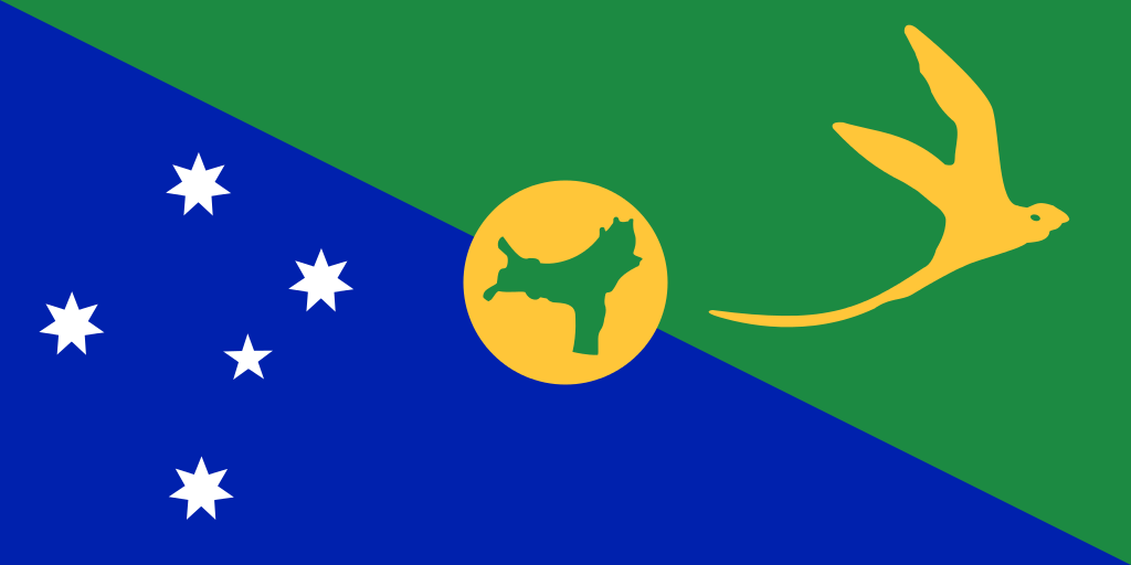 Flag of Christmas Island - wikipedia