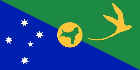 Flag of Christmas Island - wikipedia