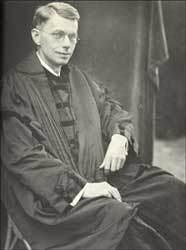 Dr. James B. Conant (1893-1978). President of Harvard University and scientific adviser to General Groves.