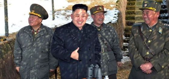 Kim Jong-un Perintahkan Semua Senjata Nuklir Siaga Setiap Saat — Intelijen