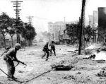 Pertempuran urban:Marinir Amerika Serikat bertempur untuk merebut ibukota Korea Utara.