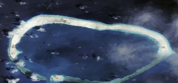 Landasan Pacu Ke-3 Laut Cina Selatan (Intelijen)
