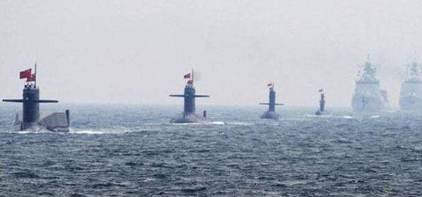 Militer Cina di Laut Cina Selatan. (Intelijen)