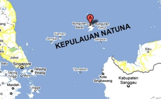 Kepulauan Natuna, Indonesia