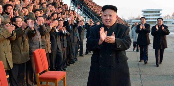Kim Jong-Un — Intelijen