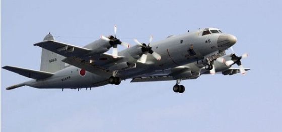 Pesawat mata-mata Jepang patroli di Laut China Selatan saat latihan perang dengan Filipina. (Intelijen)