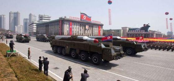 Korut Diduga Kembangkan Sistem Peluncur Roket Kaliber Besar — Intelijen