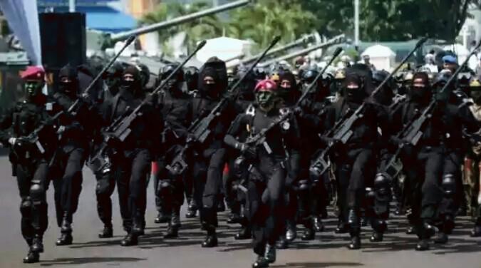 Teror Selandia Baru Wikipedia: Bubarkan DENSUS 88 Anti Teror, Ganti Dengan SAT-81 GULTOR