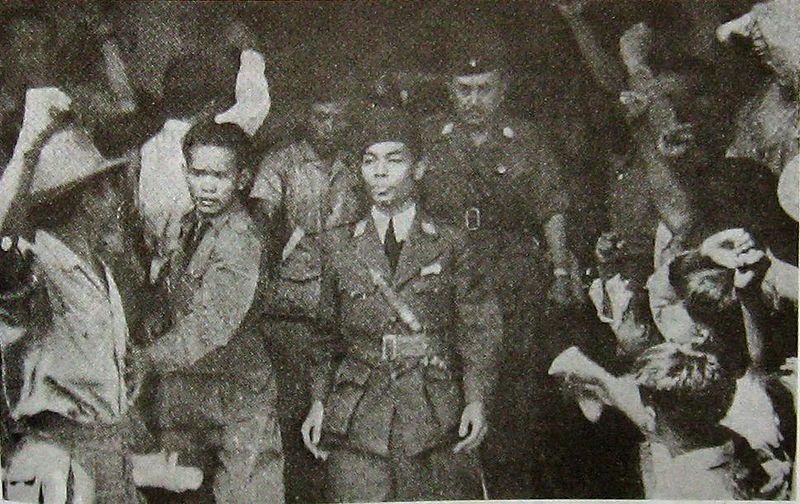 Soedirman tiba di Jakarta pada tanggal 1 November 1946. (Wikipedia)