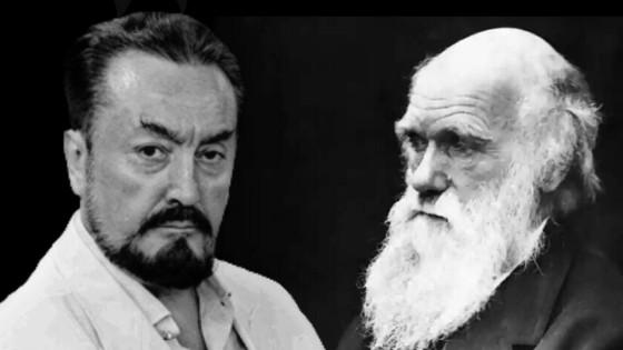 Harun Yahya & Charles Darwin