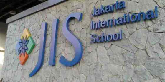 Jakarta International School. (Kompas.com)