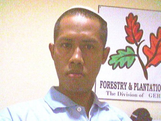 Benjamin Ketang. (iipac.wordpress.com)