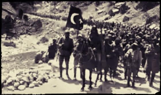 Militer Turki Utsmani. (eramuslim.com)