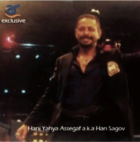 Hani Yahya Assegaf alias Han Sagov (voteespriit.wordpress.com)
