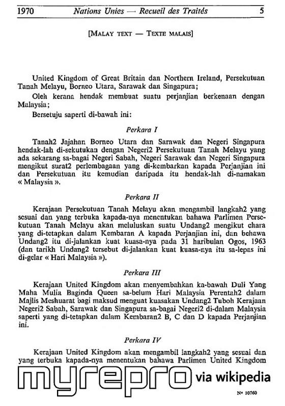 Lihat: Malaysia Hanya Dimerdekakan