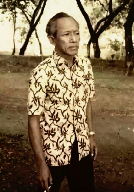 Gesang (Alm), Pahlawan Nasional yang diabadikan di Taman Satwa Taru Jurug