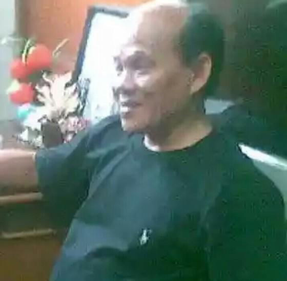 """Tantowi, pendiri sekte """"cabul"""" yang mengaku tuhan."""