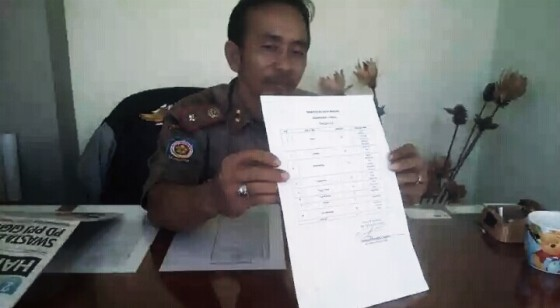 Kasi Kamtib Cisarua, Yanyan Hendayani