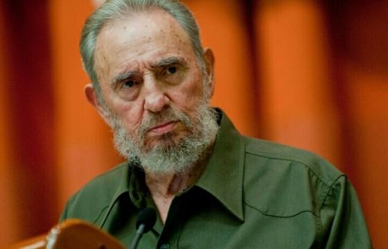 Fidel Castro tua