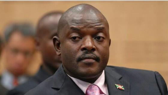 Presiden Nkurunziza