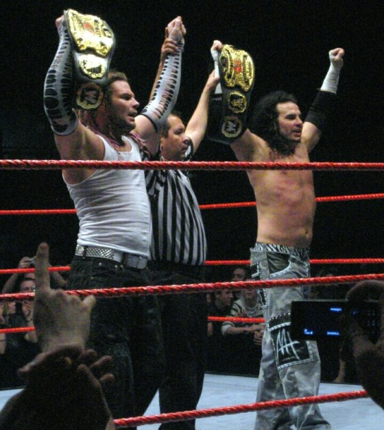 The Hardy Boyz, Jeff (kiri) dan Matt
