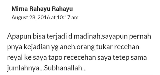 Screenshot dari web islampos