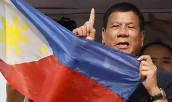 Presiden Filipina Rodrigo Duterte. (EraMuslim)