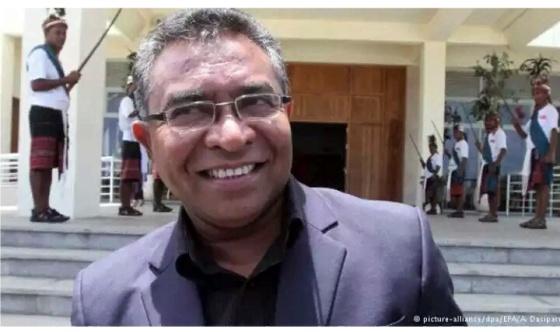 Perdana Menteri Timor Leste Rui Maria de Araujo