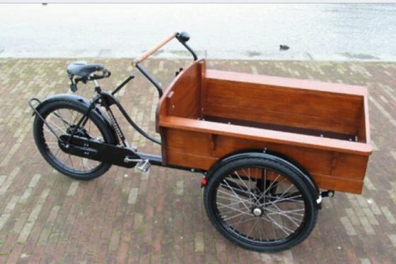 Bakfiets tradisional Belanda (image source: wikipedia)