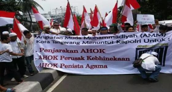 Muhammadiyah Dalam Aksi Damai Bela Islam