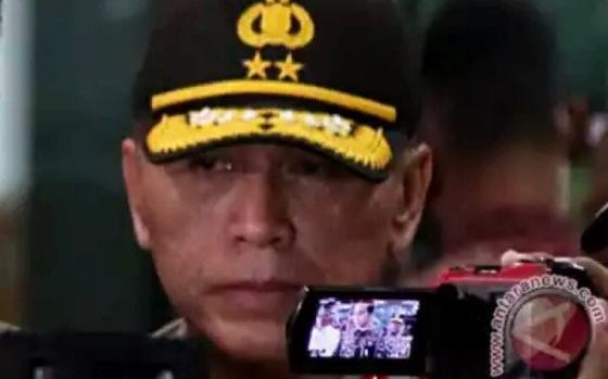 Kepala Polda Metro Jaya, Inspektur Jenderal Polisi M Iriawan. (ANTARA)