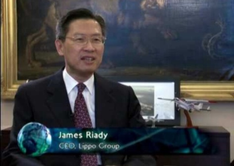 World Business: James Riady Interview 15/05/09 - YouTube