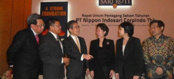 Petinggi PT Nippon Indosari Corporindo Tbk (shangbaoindonesia)