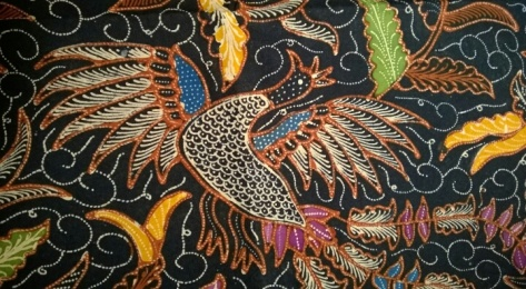 Batik ala Papua