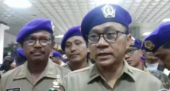 Ketua MPR Zulkifili Hasan (Suara.com/Dian Rosmala)
