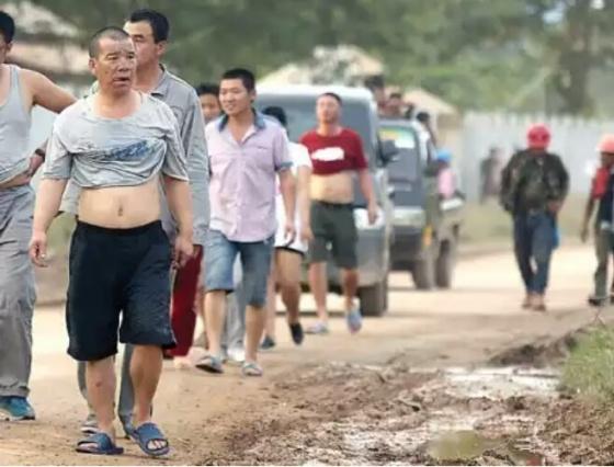 Tenaga kerja asing (TKA) ilegal dari Tiongkok (rakyatsulsel.com)